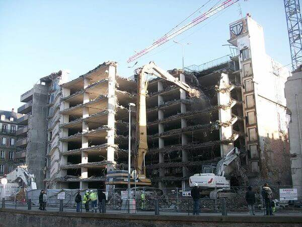 construction, demolition safety